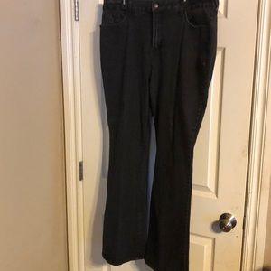 NYJS Black Jeans